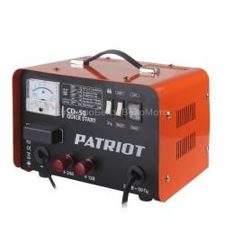 Patriot Quick start CD-50