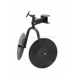 Окучник дисковый со сцепкой Каскад